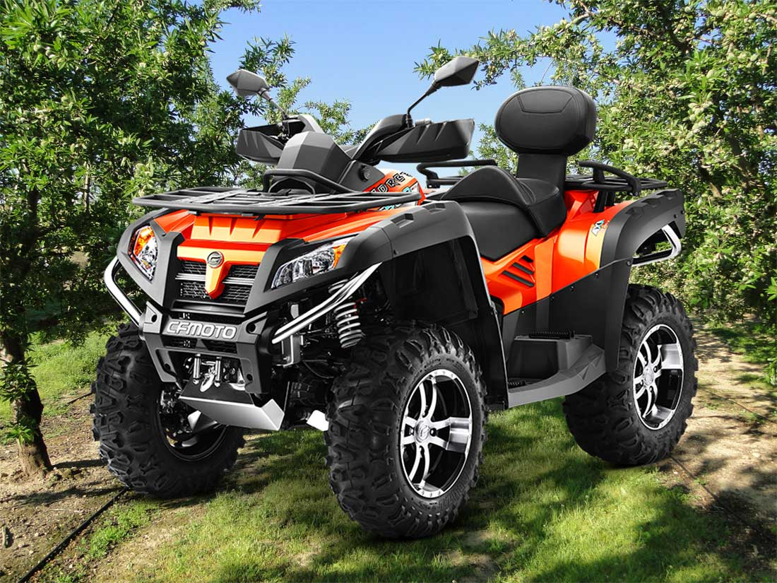 Quads / ATV / Buggys CF MOTOS